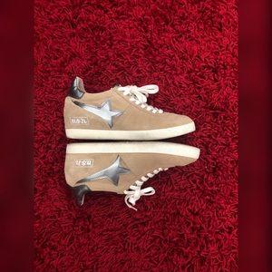 EUC $195 Ash Guepard ⭐️Star Hidden Wedge Sneaker